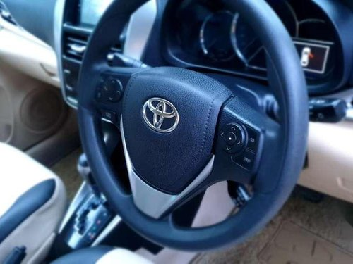Used Toyota Yaris V CVT 2018 AT for sale in Pune