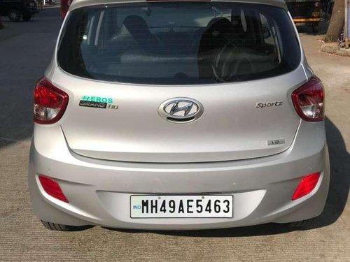 Used Hyundai Grand I10 Sportz 2017 MT for sale in Nagpur