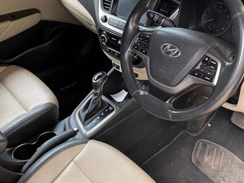 Used 2017 Hyundai Verna AT for sale in Ahmedabad