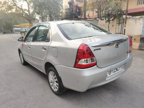 2015 Toyota Platinum Etios MT for sale in Noida-9