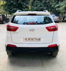 Used 2016 Hyundai Creta 1.6 E Plus MT for sale in New Delhi