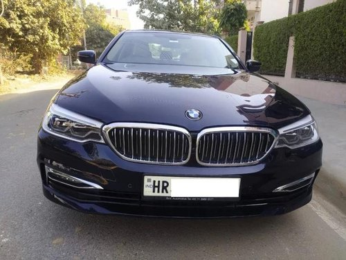 Used 2018 BMW 5 Series AT for sale in Gurgaon