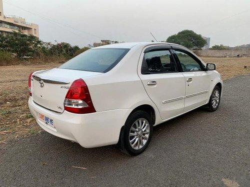 Used 2012 Toyota Platinum Etios MT for sale in Pune