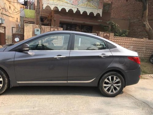 Used 2014 Hyundai Verna 1.6 SX MT for sale in Faridabad