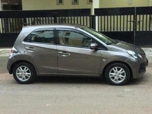 2012 Honda Brio V MT for sale in Chennai-4