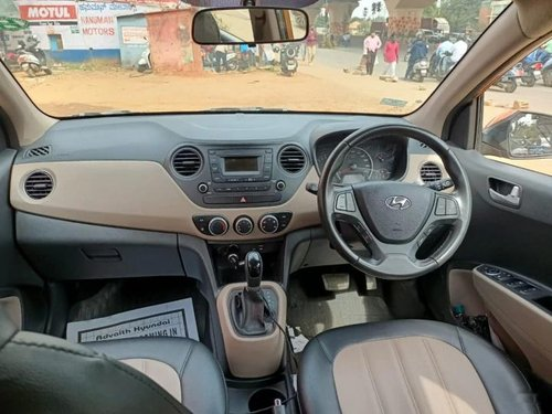 2016 Hyundai i10 Asta AT for sale in Bangalore-0