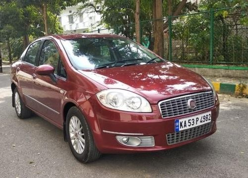 Used 2010 Fiat Linea Emotion Pack MT for sale in Bangalore