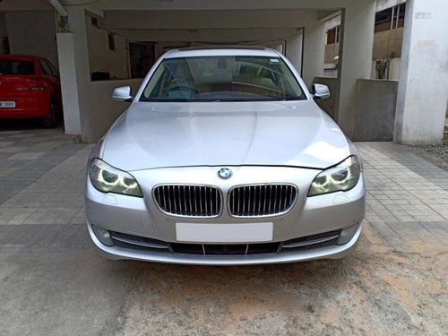 Used 2011 BMW 5 Series AT for sale in Hyderabad