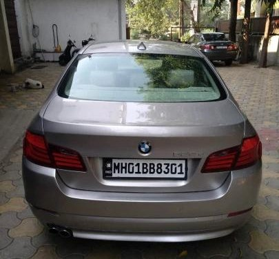 Used 2012 BMW 5 Series AT for sale in Nashik