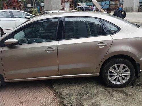 Used Volkswagen Vento 2017 AT for sale in Mumbai