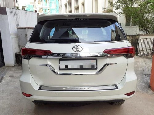 2018 Toyota Fortuner 2.8 4WD AT for sale in Chennai