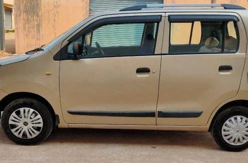 Used Maruti Suzuki Wagon R LXI CNG 2016 MT in Hyderabad