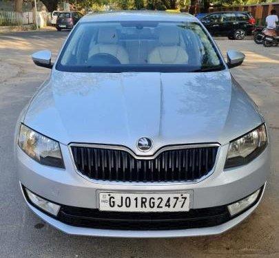 2014 Skoda Octavia Ambition 2.0 TDI MT for sale in Ahmedabad