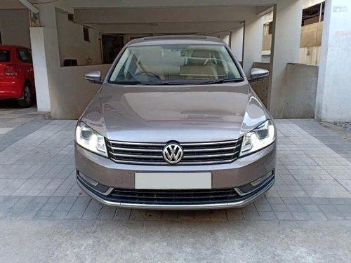 Used 2011 Volkswagen Passat AT for sale in Hyderabad