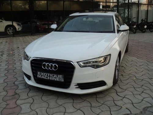 2013 Audi A6 2011-2015 AT for sale in Lucknow