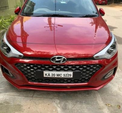 2019 Hyundai i20 Asta Option 1.2 MT in Bangalore