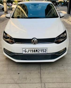 Volkswagen Polo 1.5 TDI Highline 2016 MT for sale in Surat