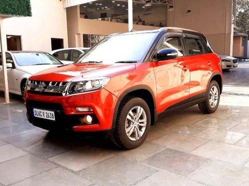 2018 Maruti Suzuki Vitara Brezza ZDi Plus MT in New Delhi