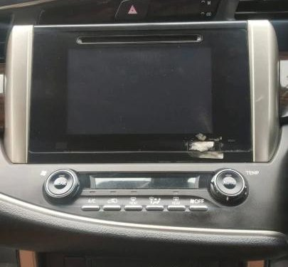 2018 Toyota Innova Crysta 2.8 ZX AT in Coimbatore