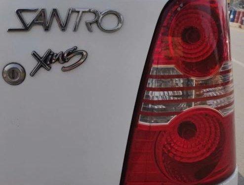 Hyundai Santro Xing GL 2011 MT for sale in Faridabad