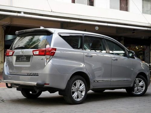 2018 Toyota Innova Crysta 2.8 ZX AT for sale in Chennai