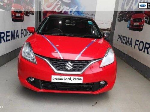 Used 2016 Maruti Suzuki Baleno MT for sale in Patna