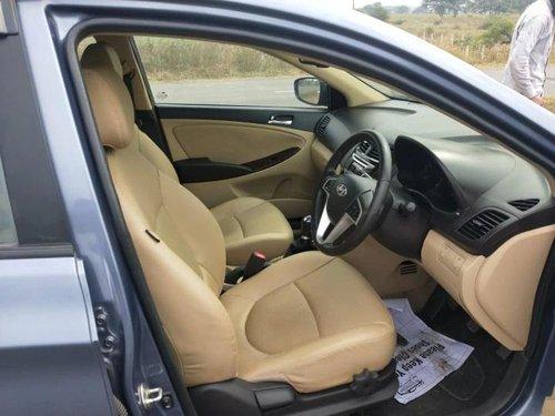 Used Hyundai Verna 2014 MT for sale in Nagpur