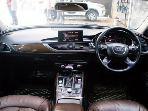 2012 Audi A6 2011-2015 AT for sale in Ambala