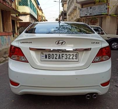 2014 Hyundai Verna 1.6 SX VTVT MT for sale in Kolkata