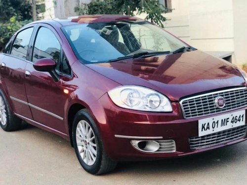 Used 2010 Fiat Linea Emotion MT in Bangalore