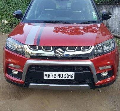 2017 Maruti Suzuki Vitara Brezza ZDi Plus MT in Pune