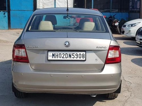 Used Skoda Rapid 2014 MT for sale in Pune