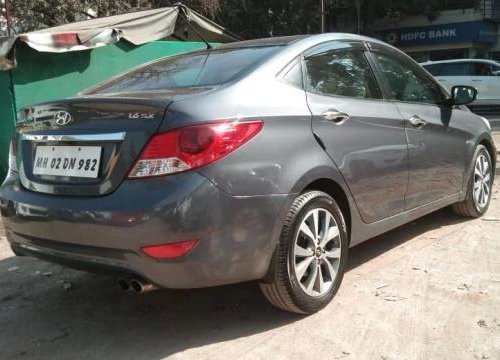 Used 2014 Hyundai Verna AT for sale in Nashik