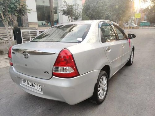 2015 Toyota Platinum Etios MT for sale in Noida-10