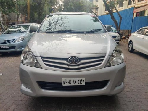 Used Toyota Innova 2.5 GX 7 STR 2012 MT for sale in Mumbai