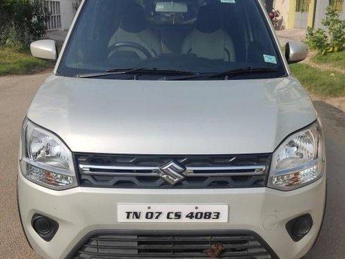 Used 2019 Maruti Suzuki Wagon R VXI MT in Chennai