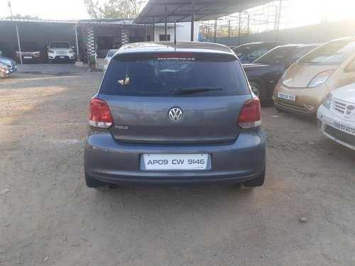 Used 2014 Volkswagen Polo MT for sale in Hyderabad