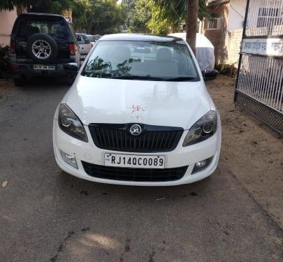 2015 Skoda Rapid 1.6 TDI Elegance MT for sale in Jaipur