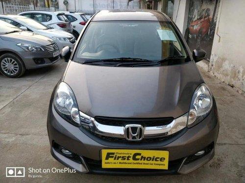 2015 Honda Mobilio V i-DTEC MT for sale in Noida