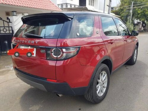 Used 2016 Land Rover Discovery Sport AT in Coimbatore