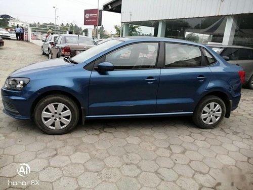 Volkswagen Ameo 1.2 MPI Trendline 2016 MT for sale in Chennai