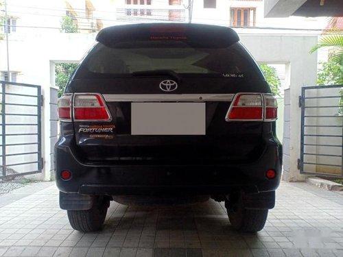 Toyota Fortuner 3.0 Diesel 2010 MT for sale in Hyderabad