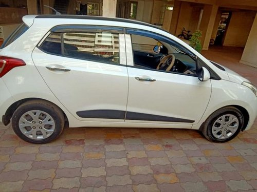 Used 2015 Hyundai Grand i10 MT for sale in Mumbai -4