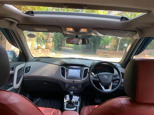 Used Hyundai Creta 2018 AT for sale in Hyderabad
