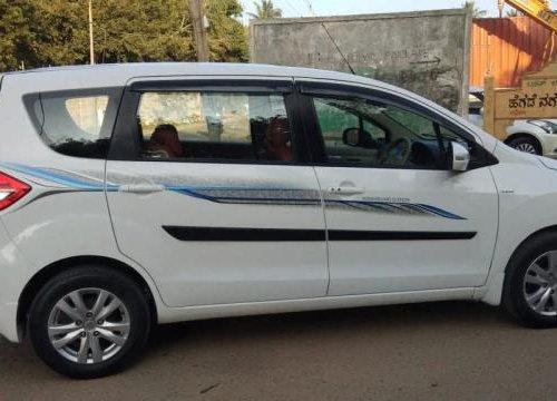 Maruti Suzuki Ertiga ZDI Plus 2016 MT in Bangalore