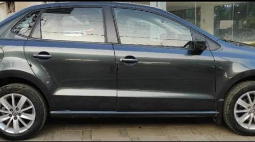 2016 Volkswagen Ameo 1.2 MPI Highline MT for sale in Bangalore