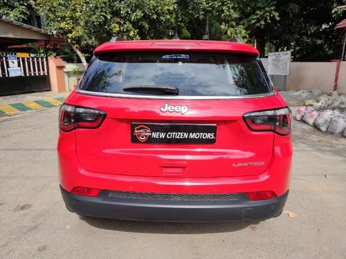 2018 Jeep Compass 2.0 Limited MT in Bangalore