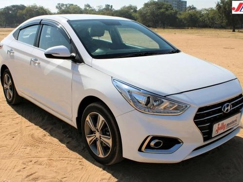 2019 Hyundai Verna VTVT 1.6 AT SX Option in Ahmedabad