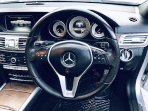 2017 Mercedes Benz E Class AT for sale in New Delhi