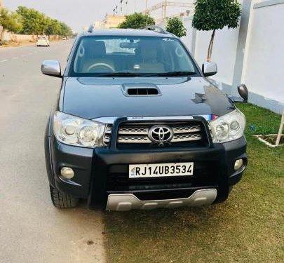 2009 Toyota Fortuner 3.0 Diesel MT for sale in Jaipur